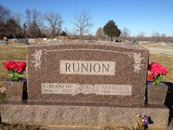 Annie Loa <i>Batson</i> Runion