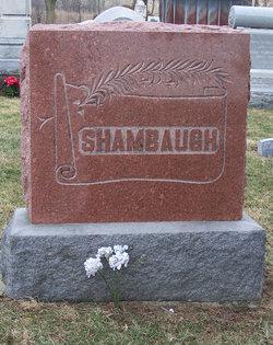 Verner Allen Shambaugh