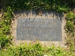 George W Adams