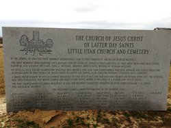 Little Utah Cemetery