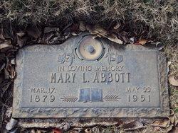 Mary Leola <i>Hallmark</i> Abbott