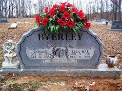 Ella M. <i>Holt</i> Byerley