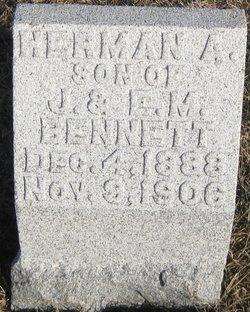 Herman A Bennett
