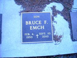 Bruce F Emch