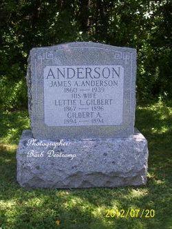 Lettie L <i>Gilbert</i> Anderson