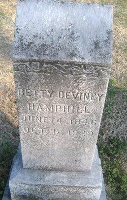 Elizabeth Betty <i>Deviney</i> Hemphill