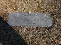 Irene Elizabeth Anderson