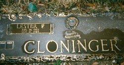 Lester Preston Cloninger