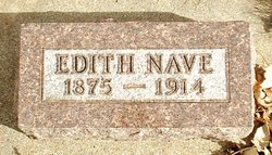 Edith <i>Anderson</i> Nave