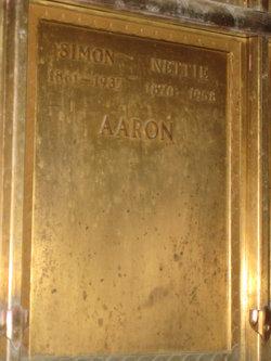 Simon Aaron