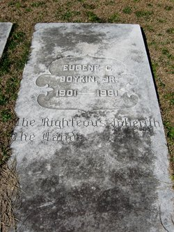 Eugene C Boykin, Jr