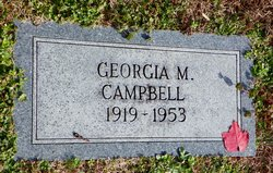 Georgia M Campbell