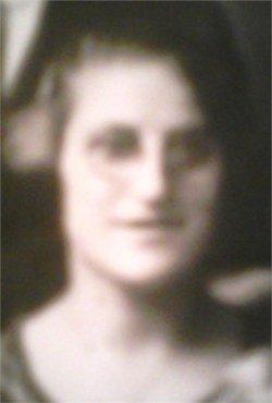Sadie <i>Sklar</i> Rosenthal