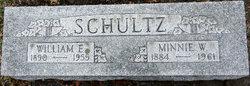 William E Schultz