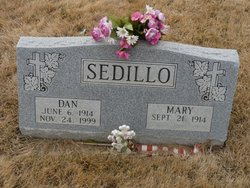 Dan Sedillo