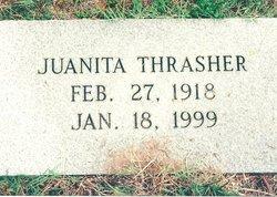 Juanita <i>Thrasher</i> Baggett