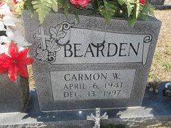 Carmon W Bearden