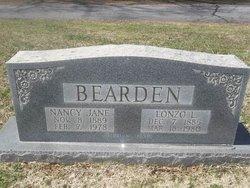 Nancy Jane Bearden