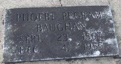 Phoebe <i>Pegram</i> Baughan