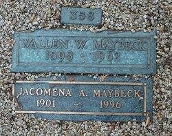 Jacomena Adriana Maybeck