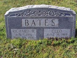 Elise Cleo <i>Lancaster</i> Bates