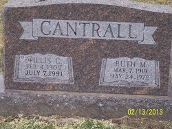 Willis Gerald Cantrall
