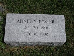 Annie Naomi <i>Bentz</i> Eyster