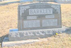 Susan Evelyn <i>Jones</i> Barkley