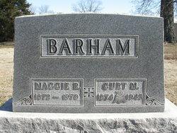 Curt M Barham
