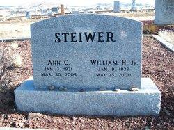 William Hoover Steiwer, Jr
