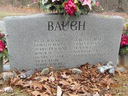 Anne Ruth <i>Hall</i> Baugh