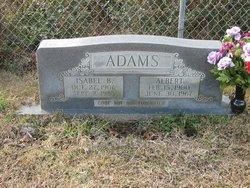 Isabel <i>Butler</i> Adams