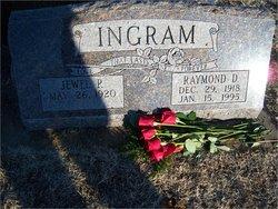 Raymond Dee Ingram