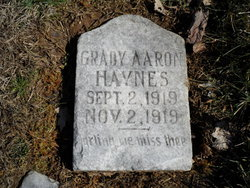 Grady Aaron Haynes