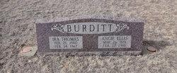 Ira Thomas Burditt