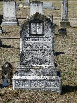Margaret E Carter