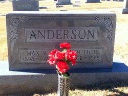 Ruth Esmond <i>Bowers</i> Anderson