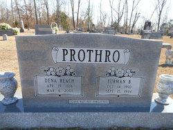 Dina <i>Reach</i> Prothro