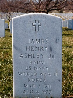 James Henry Ashley, Jr.