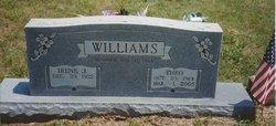 Irene Josie <i>Storms</i> Williams