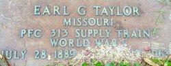 Earl Grover Taylor