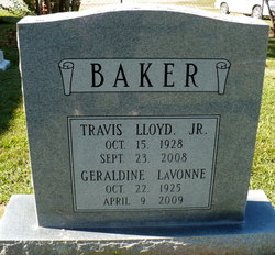 Travis Lloyd Baker, Jr