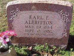 Earl Franklin Albritton