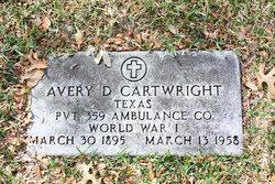 Avery Dolphus Cartwright