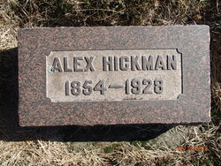 Alexander Hickman
