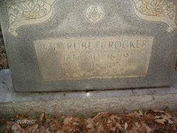 William Lawrence Rube Crocker