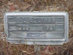 G. L. Aultman