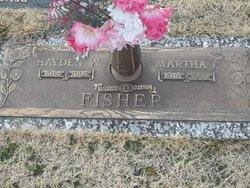 Martha Iris <i>Knost</i> Fisher