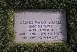 James Ward Adams