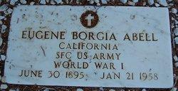 Eugene Borgia Abell